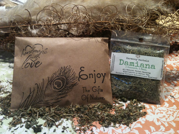 View Damiana in our online shop!