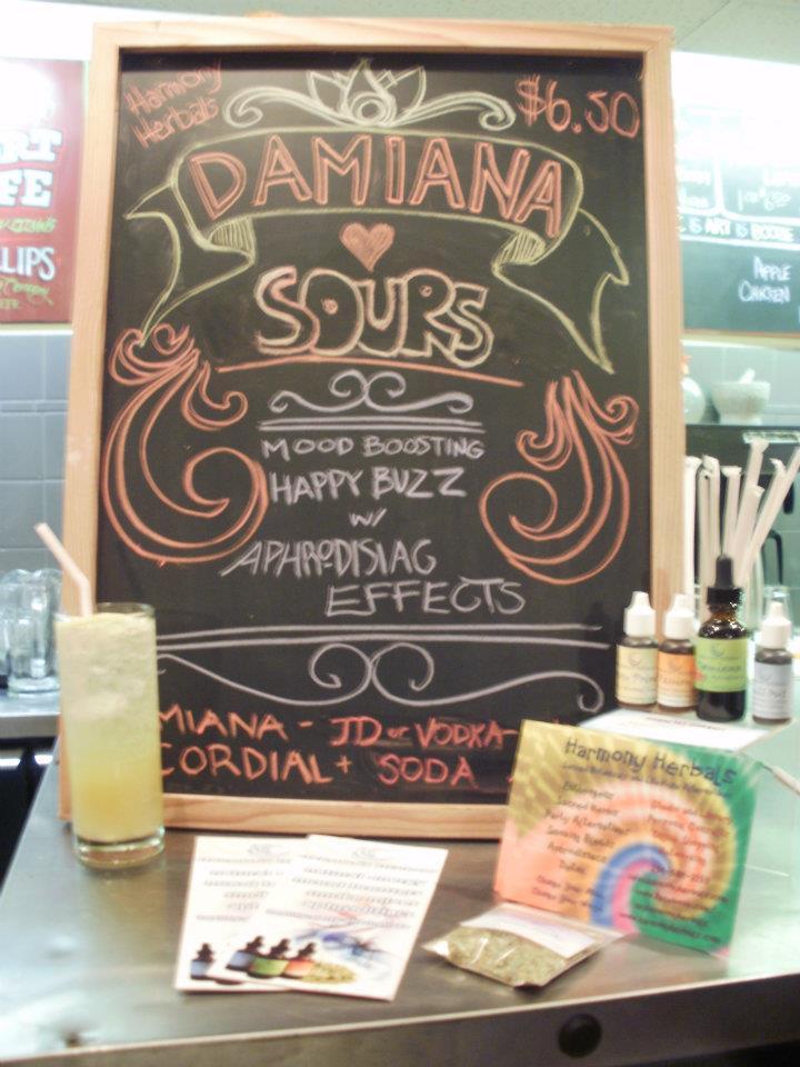 damiana sours