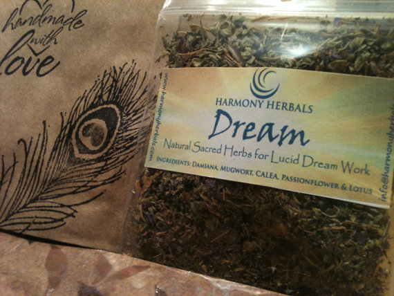 Dream Smoke Natural Smoking Blend