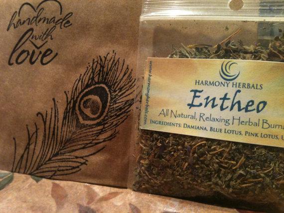 EntheoSmoke Herbal Smoking Blend