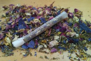 Blue lotus harmony herbals flowerchild blend mightylinksfo