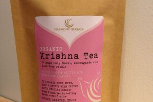 Krishna Holy Basil Tea
