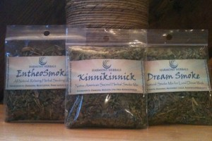 Sacred Herbal Sampler