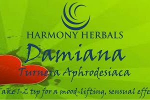 Damiana Label
