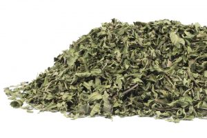 organic dried peppermint leaf